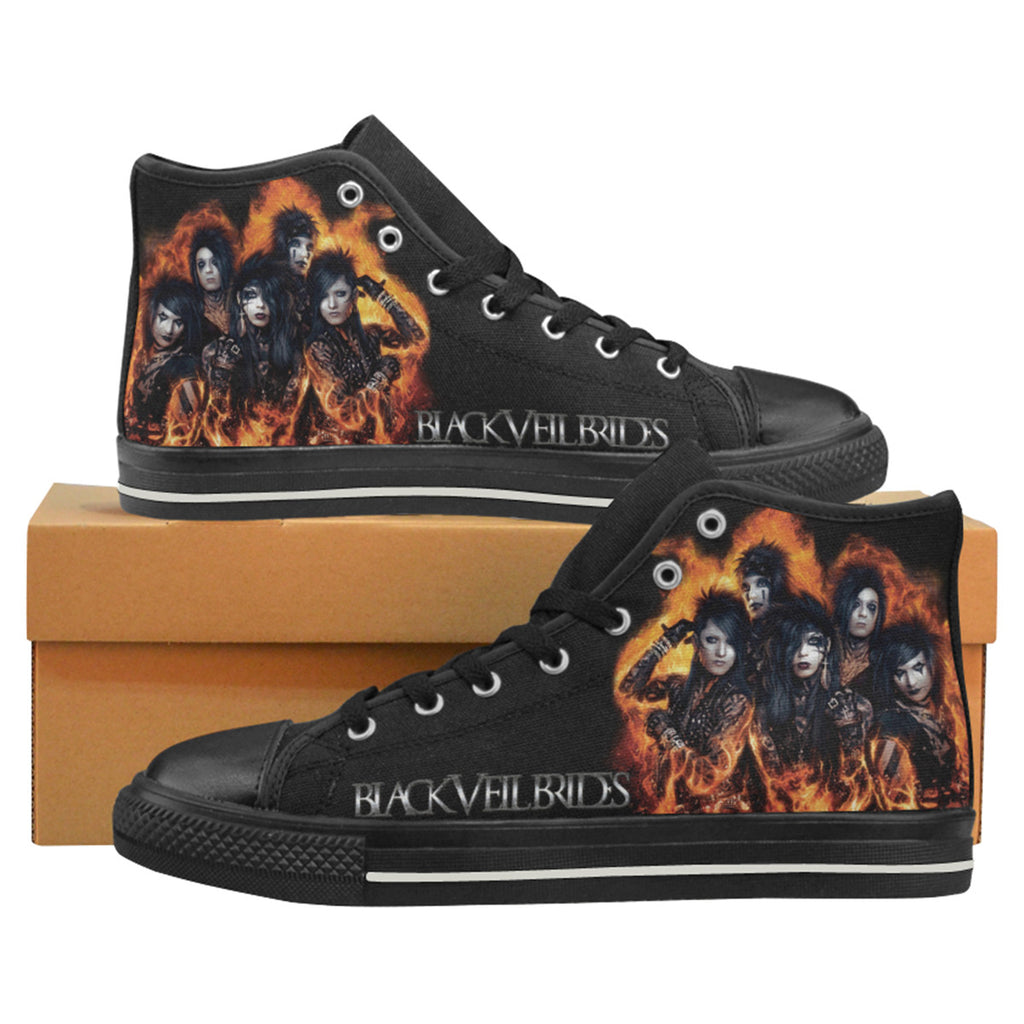 Black Veil Brides - Shoes Sneakers V.2