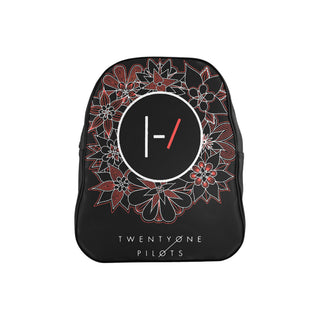 Twenty One Pilots - School Bag (Model 4)