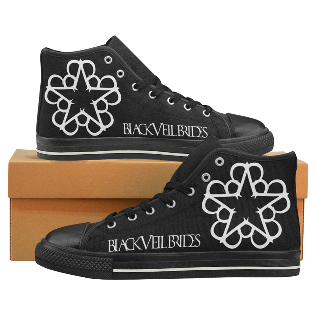 Black Veil Brides - Shoes Sneakers V.3