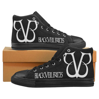 Black Veil Brides - Shoes Sneakers V.4