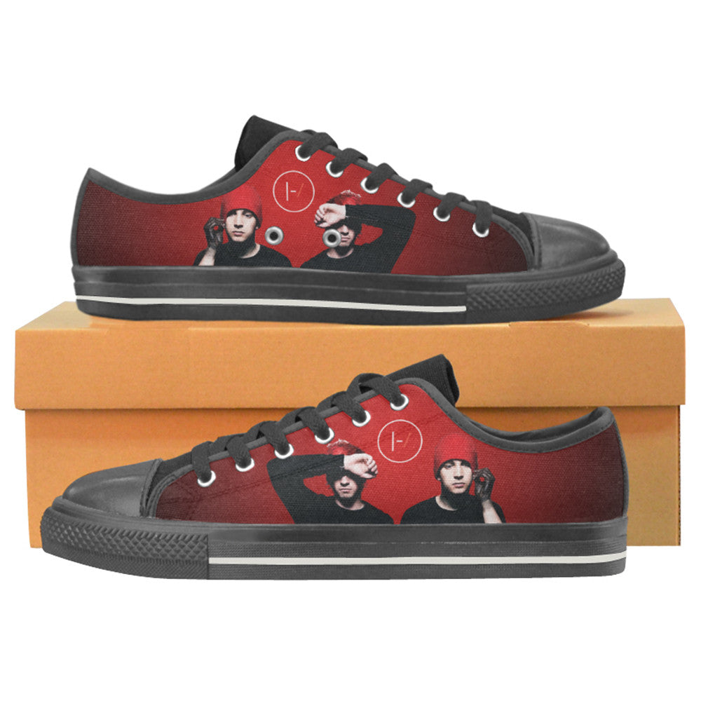 Twenty One Pilots Merch - Tyler & Josh - Shoes Sneakers