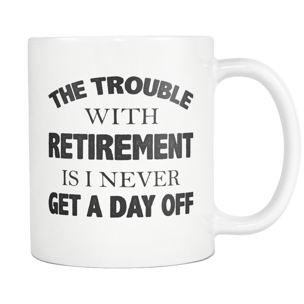 Retirement Mug, Retired Mug, Retirement Present, Retirement Gift Men