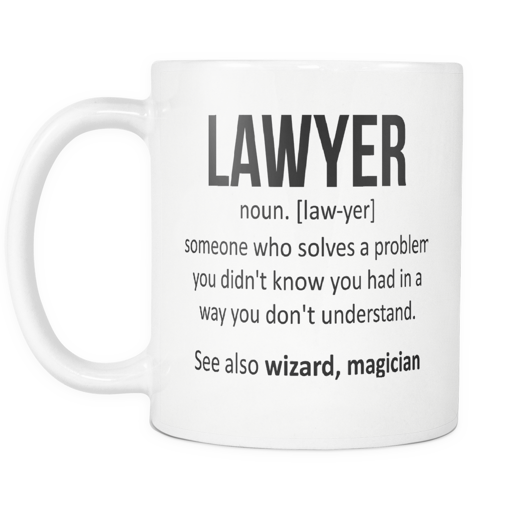 Lawyer Mug, Law Student Gift, Gift For Lawyer, Law Graduation Gift, Lawyer Gift, Graduation Gift, Gift For Attorney, Attorney Gift