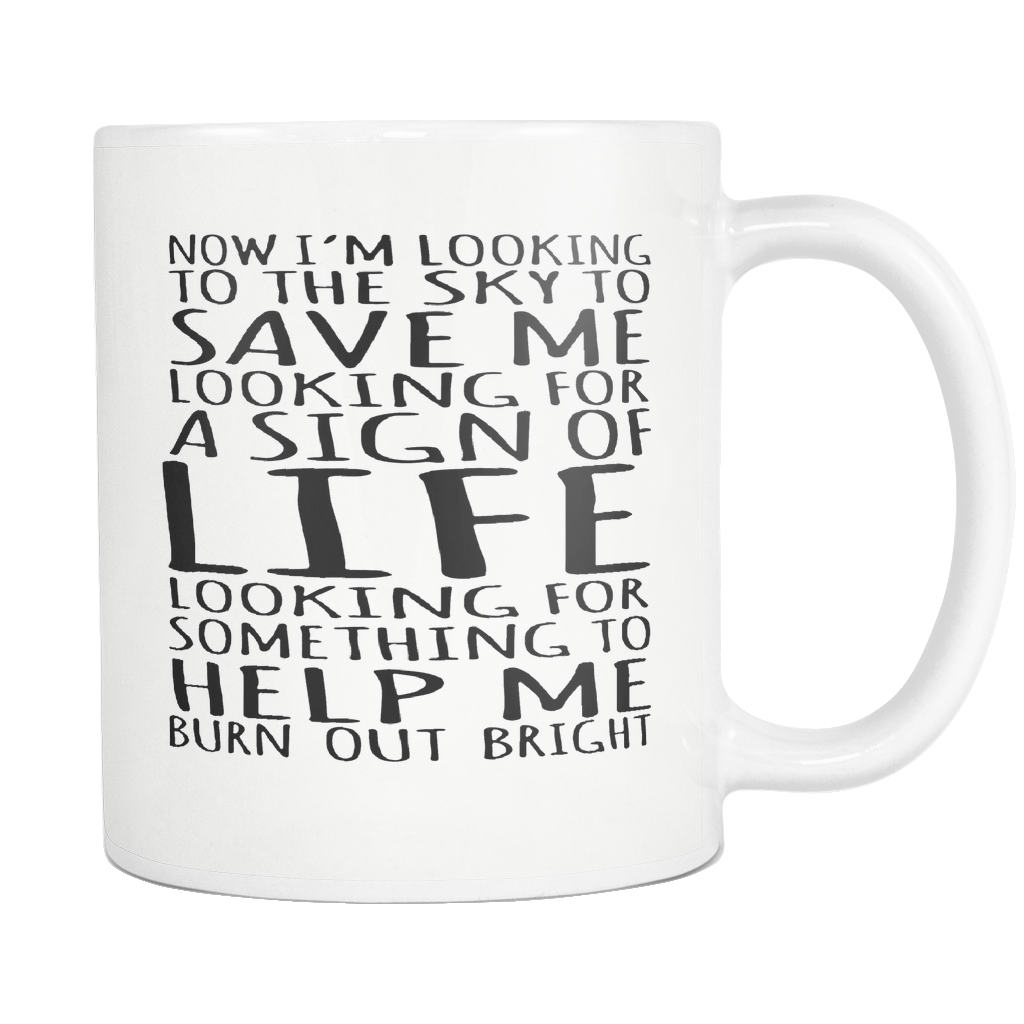 Foo Fighters Mug, Dave Grohl, Everlong, Grunge, Foo Fighters Print, Foo Fighters Lyrics, The Foo Fighters, Sonic Highways, Foo Fighters