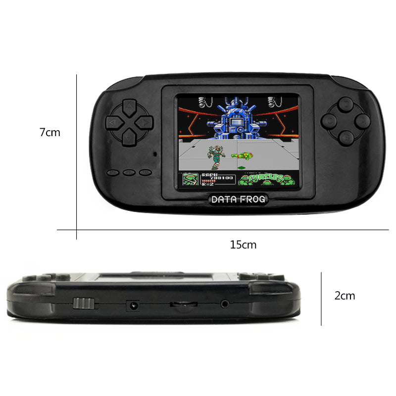 Handheld Game Console Built In 168 Retro Games 8-Bit - 3.0 Inch