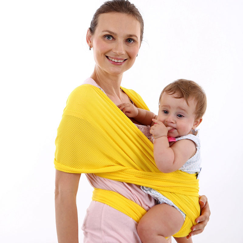 Baby Carrier Wrap, Ring Sling Baby Carrier for Newborns