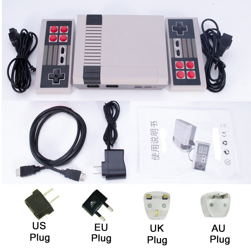 HDMI Output Retro Games Console Built-in 600 Games