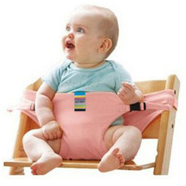 a8856f289db Baby High Chair Seat Cover Portable For Travel Newborn Feeding Securit –  Broly-shop