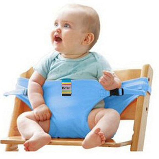 Baby High Chair Seat Cover Portable For Travel Newborn Feeding Security Booster Sets Foldable