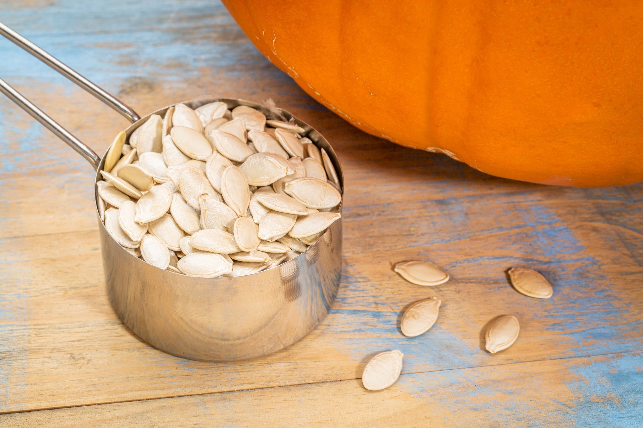 The Pumpkin Seed Can Seemingly Do It All