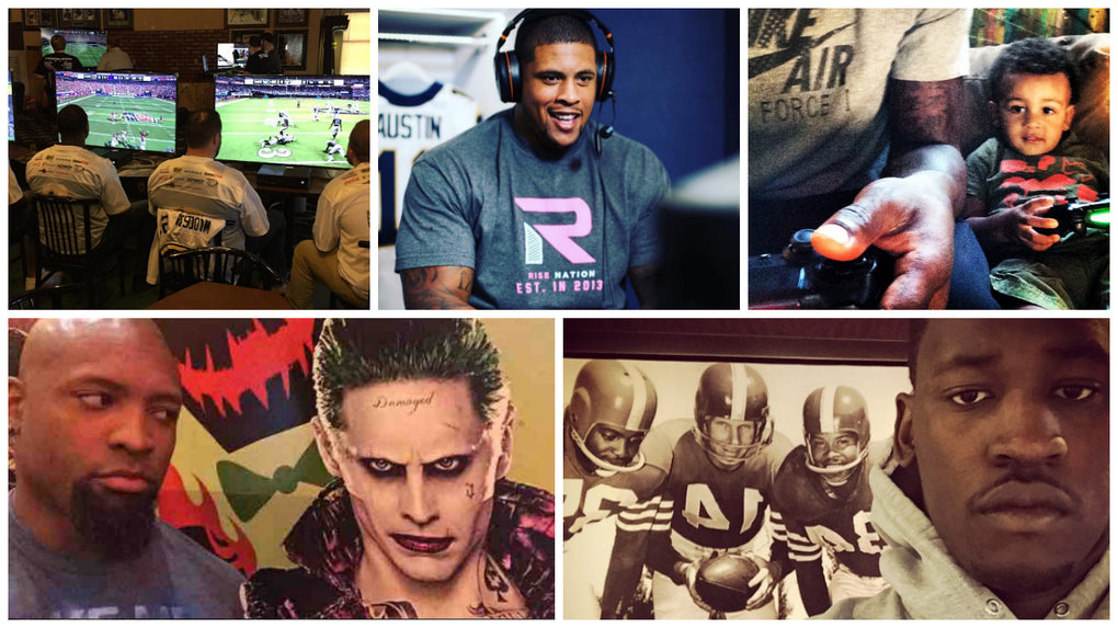 Which NFL Players Are the Biggest Gamers?