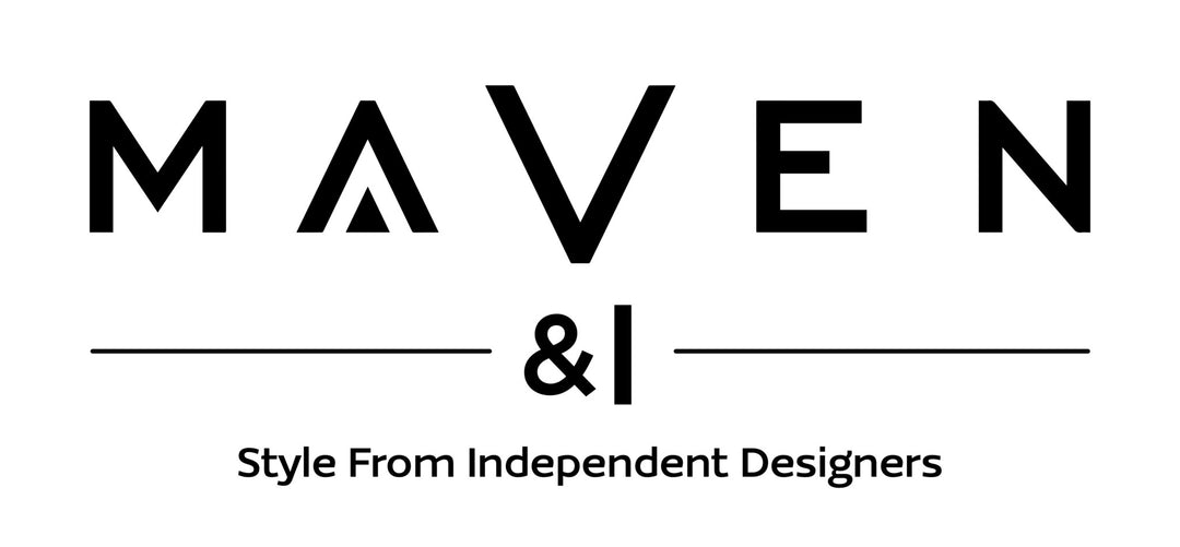 Goodbye Maven Designer Jewellery and Hello MAVEN & I