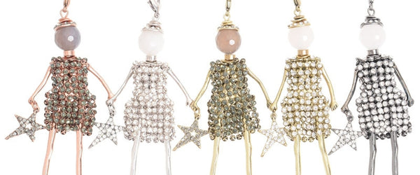 Doll Necklaces