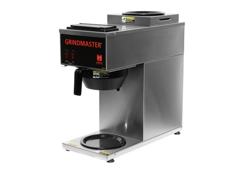Grindmaster CPO-2P-15A Pourover with Top Warmer