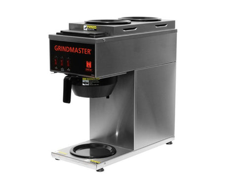 Grindmaster CPO-3P-15A Pourover with Top Warmer