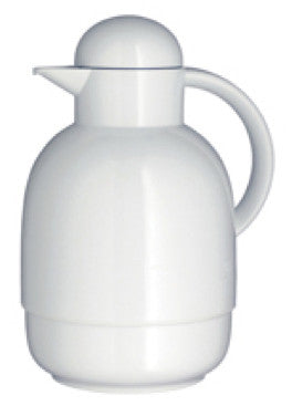 SALE: Alfi Neat Pure White Glass-Lined Carafe (1.5 Liters)