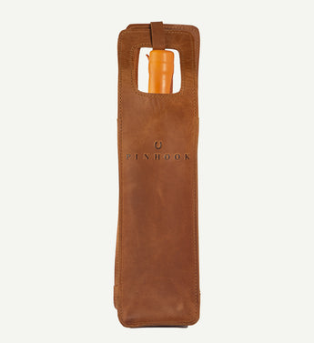 Pinhook Single Bottle Leather Tote