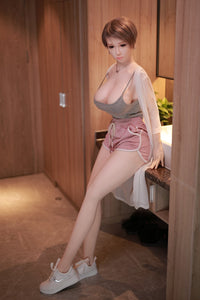 RACHEL: 5ft 6in (168cm) Lifelike Big Breast  Sex Doll