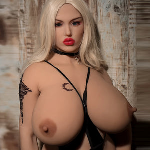 BECKY: 5ft 5in (165cm) Chubby Lifelike Sex Doll