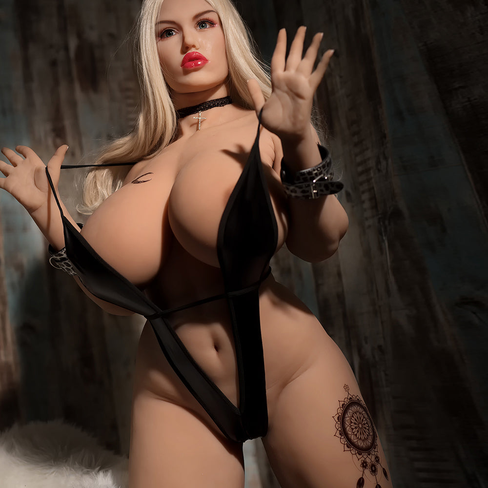 BECKY: 5ft 5in (165cm) BBW Sex Doll With Big Huge Boobs