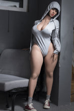 Load image into Gallery viewer, AMBER: 5ft 4in (163cm) Huge Breast & Big Butt Sex Doll