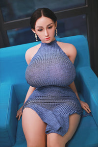 MONIQUE: 5ft 3in (160cm) L Cup Big Boobs Real Love Doll