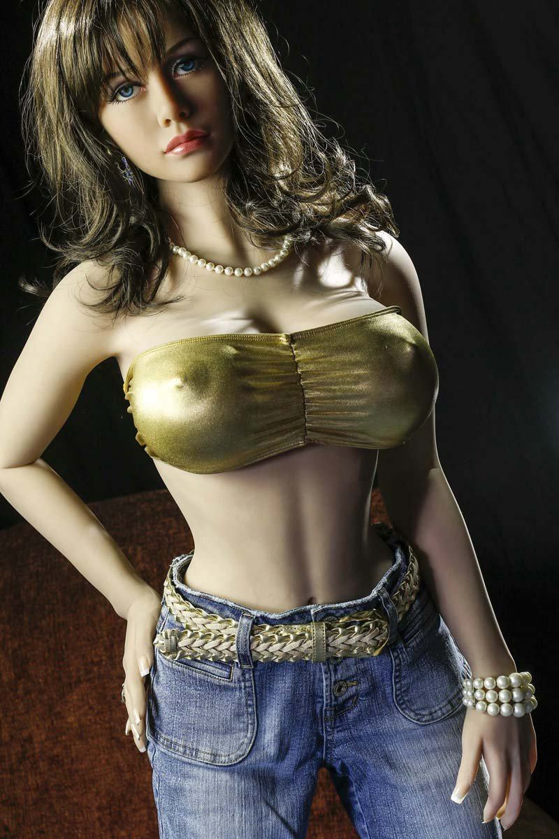 LINDSEY: 5ft 2in (158cm) Big Boob Realistic Sex Doll