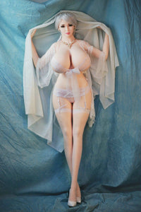 ALY: 5ft 7in (170cm) Big Breast Sex Doll