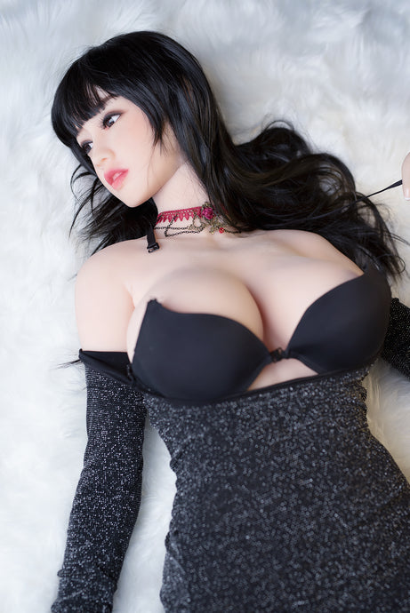 NATALIA: 5ft 3in (160cm) Lifelike TPE Japanese Sex Doll