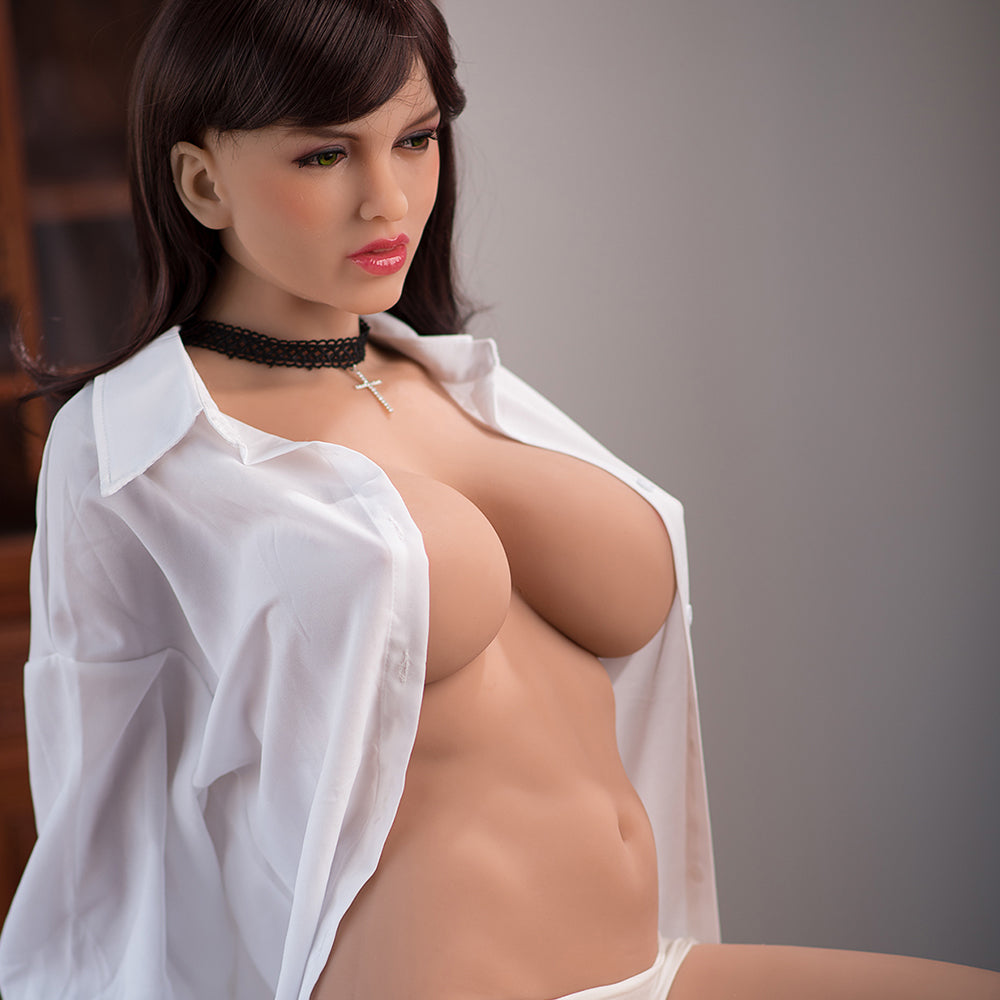 PAULINA: 5ft 3in (160cm) Realistic TPE Love Doll