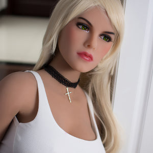 ACADIA: 5ft 5in (165cm) Real Size Blonde Sex Doll