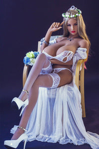 ERIKA: 5ft 1in (156cm) - Big Breast Sex Doll