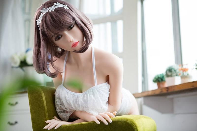 STEPHANIE: 4ft 7in (140cm) Real Love Doll