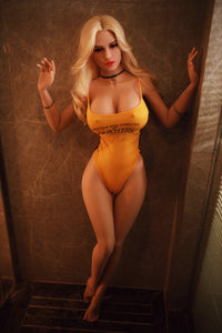 BONITA: 5ft 4in (165cm) Blonde Lifelike Sex Doll