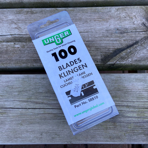 Unger Safety Blades (box of 100)