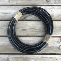 10m 8mm Black Hose Pipe
