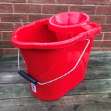 12ltr Mop Bucket - Various Colours