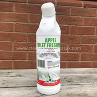 Apple Toilet Freshener Cleaner 1ltr