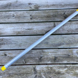 Yellow 1360mm Aluminium Handle