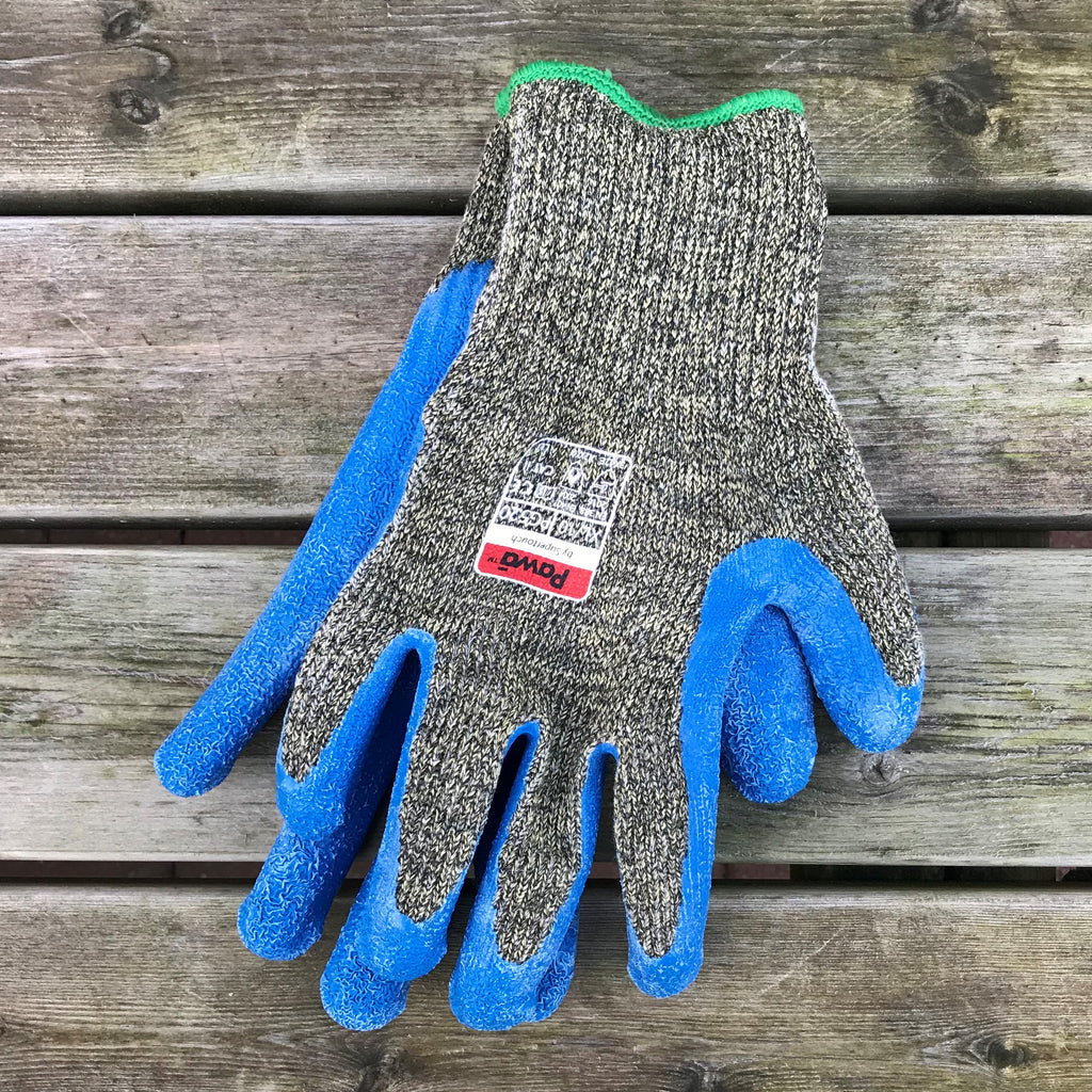 Kevlar, ST, GF, Cut E,Heat Contact Protection Gloves Xlarge