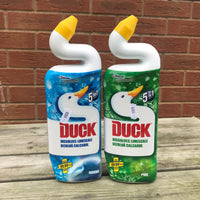 Duck 5 in 1 Toilet Cleaner