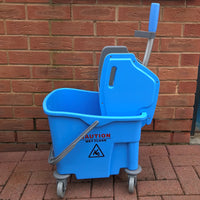 25ltr Buffalo Bucket & Wringer - Various Colours