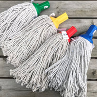 Thick Mop Heads - Various Colours