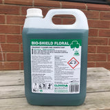 Bio-Shield Floral Acidic Cleaner & Disinfectant 5ltr