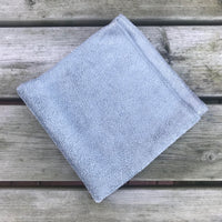 Grey Microfibre Towel
