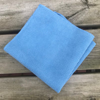 Blue Microfibre Towel
