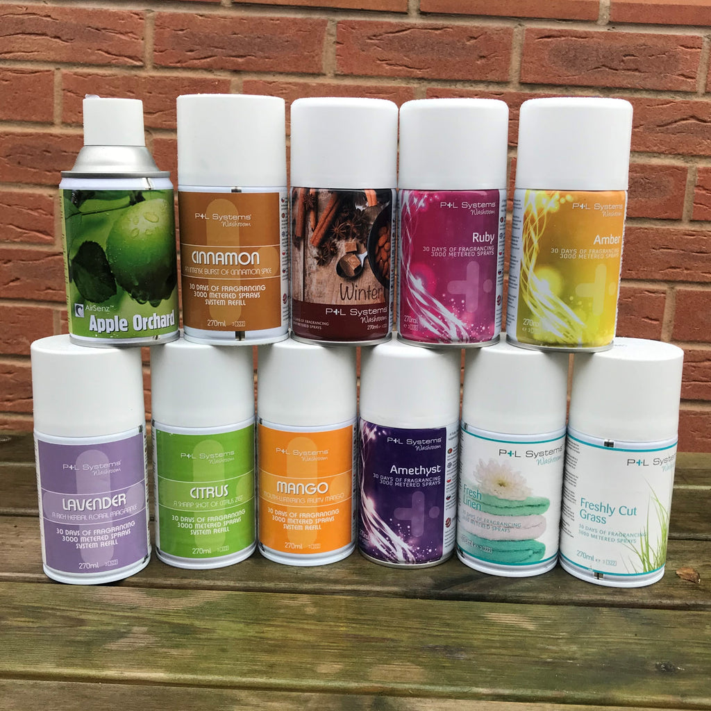 Air Fresheners - Various Scents - 270ml