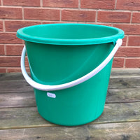 10ltr Round Bucket - Various Colours