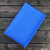 Paragon Large Glass Blue Cloth 80 x 60cm