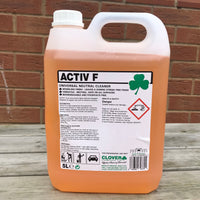 ACTIV F Neutral Detergent Cleaner 5ltr (Automotive)